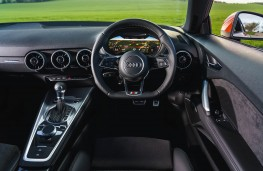 Audi TT Coupe, interior