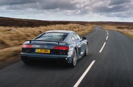 Audi R8 Coupe, rear