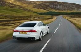 Audi A7 Sportback, rear
