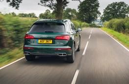 Audi Q5, rear