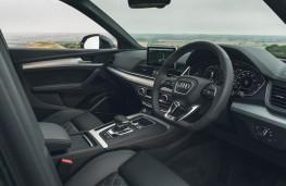 Audi Q5, interior