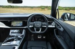 Audi Q7, interior
