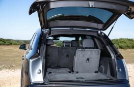 Audi Q7, boot