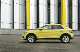 Audi A1 Citycarver, profile
