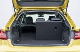 Audi A1 Citycarver, boot