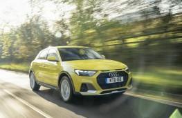 Audi A1 Citycarver, dynamic
