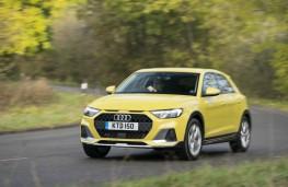 Audi A1 Citycarver, dynamic2