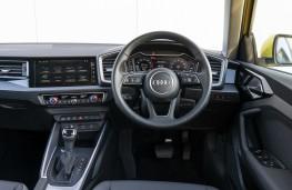 Audi A1 Citycarver, dashboard
