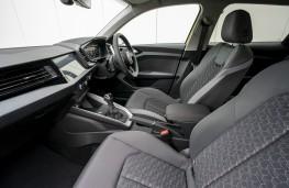 Audi A1 Citycarver, interior