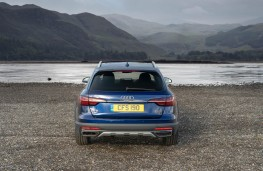 Audi A4 Allroad, rear
