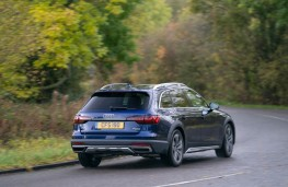 Audi A4 Allroad, rear