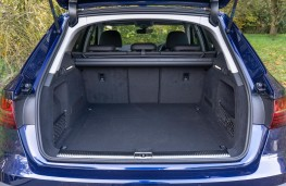 Audi A4 Allroad, boot