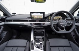Audi A4 Allroad, interior