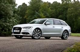 Audi A6 Ultra, side