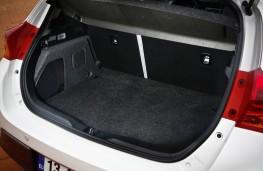 Toyota Auris, boot