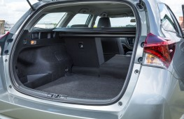 Toyota Auris Touring Sports, boot