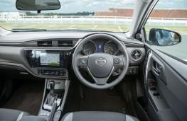 Toyota Auris Touring Sports, interior