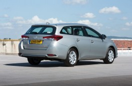 Toyota Auris Touring Sports, rear, static