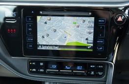 Toyota Auris hatch, touchscreen