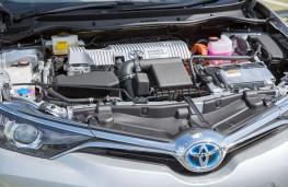 Toyota Auris Hybrid, engine
