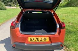 Lexus UX 300e EV, 2021, boot