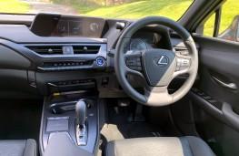 Lexus UX 300e EV, 2021, interior