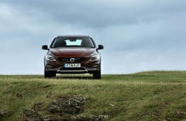 Volvo V60 Cross Country, nose