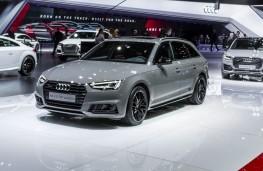 Audi A4 Avant Black Edition, 2017