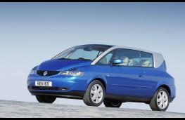 Renault Avantime, front