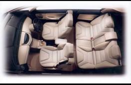 Renault Avantime, interior
