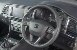 SEAT Ateca SE 1.0 TSI, instrument panel