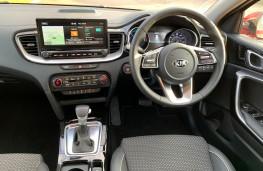 Kia XCeed PHEV, 2021, interior