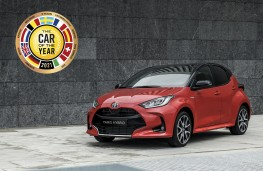 Toyota Yaris, European Car of the Year, 2021