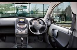 Toyota Aygo Go!, interior