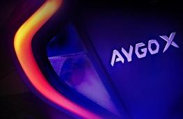 Toyota Aygo X, 2021, badge