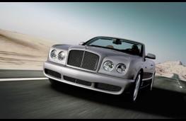 Bentley Azure T front