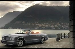 Bentley Azure T side