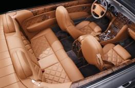 Bentley Azure T interior