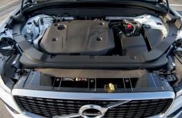Volvo XC60 B4, 2019, engine