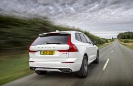 Volvo XC60 B4, 2019, rear