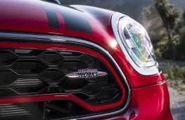 MINI John Cooper Works Countryman, 2017, badge