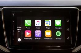 Suzuki Baleno, display screen