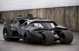 Batmobile, Dark Knight films