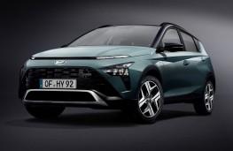 Hyundai Bayon, 2021, front