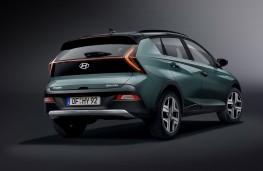 Hyundai Bayon, 2021, rear