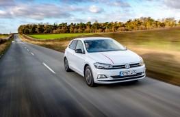 Volkswagen Polo beats, 2018, front