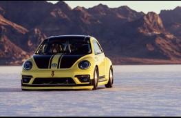 Volkswagen Beetle LSR, 2016, front