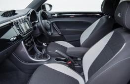 Volkswagen Beetle R-Line, 2017, interior
