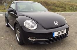 Volkswagen Beetle, front