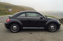 Volkswagen Beetle, side